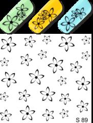 Слайдер-Дизайн S 89 черный