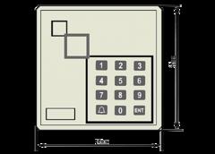 Автономный однодверный контроллер SR-SC120K