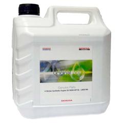 Синтетическое моторное масло HONDA 4-Stroke Synthetic Engine Oil API SL 5W30 JASO MA (08221-777-400HE), 4 литра
