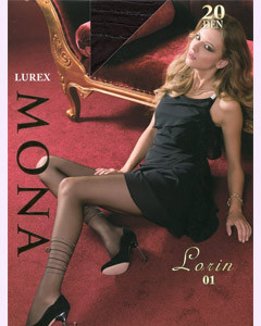 Колготки Mona Lorin 01