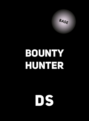 Accessory DS BASE BOUNTY HUNTER 100