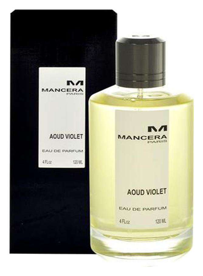 Mancera Aoud Violet EDP