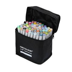 Набор спиртовых маркеров FineColour EF101