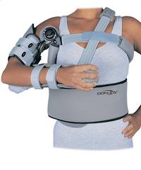 Ортез (послеоперационный) для плечевого сустава DonJoy QUADRANT