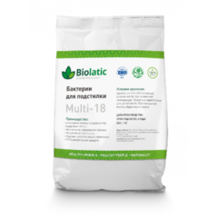 Бактерии для подстилки Biolatic multi-18 1 кг