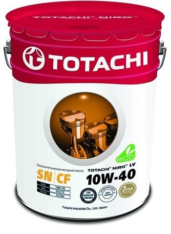 NIRO LV SEMI-SYNTHETIC 10W-40 TOTACHI масло моторное полусинтетическое (19 Литров)