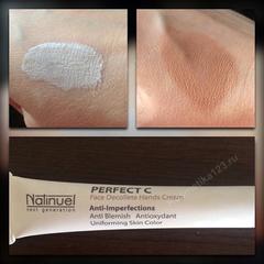 Крем для лица Перфект С (Natinuel   Perfect C Face Decollete Hands Cream), 25 мл