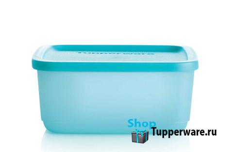 Контейнер Кубикс в голубом цвете 650мл