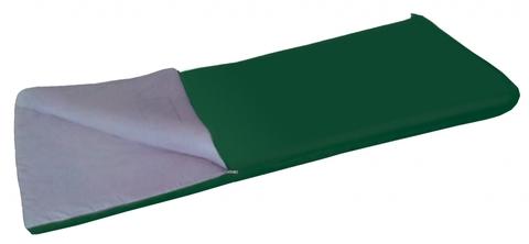 Спальный мешок Camping450 , зеленый