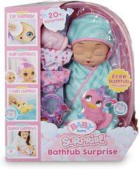 Baby Born Surprise Сюрприз Розовая ванна