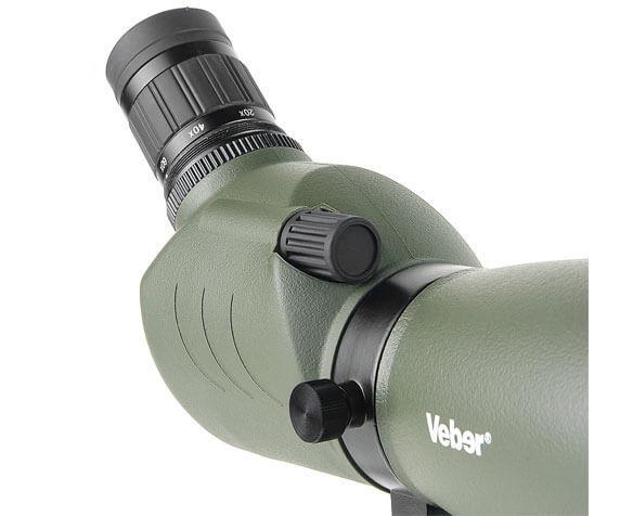 Наклонный окуляр Snipe 20 60 60 с механизмом настройки резкости изображения