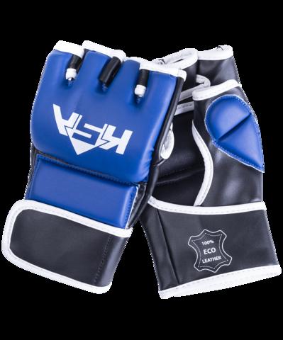 Перчатки для самбо Wasp синие