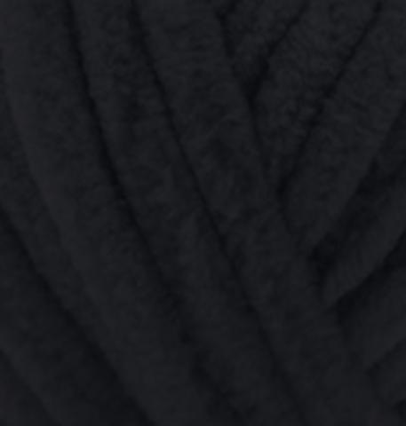 Velluto Alize 60 черный