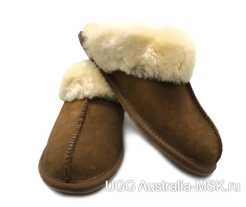 UGG Slipper Scufette Chestnut