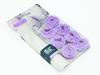 8456 FISSMAN Штамп для печенья 3 см / 8 шт,