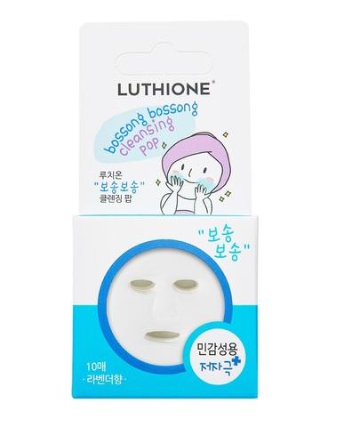 Luthione Пенка-таблетка для умывания (мягкая) 3г *10шт Bbossong