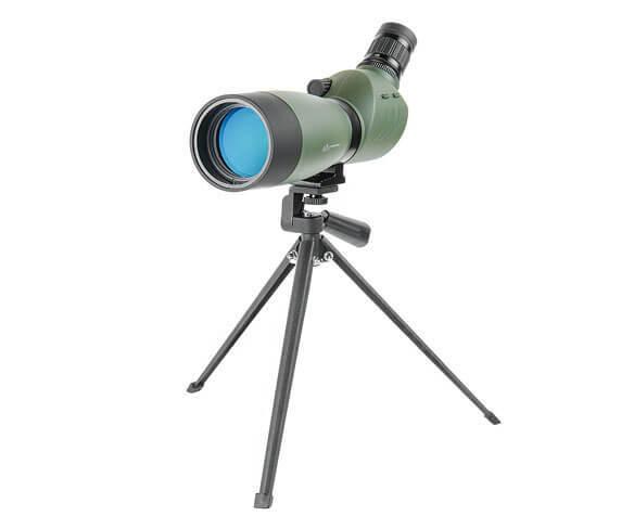 Зрительная труба Veber Snipe 20-60x60 с полным просветляющим покрытием линз