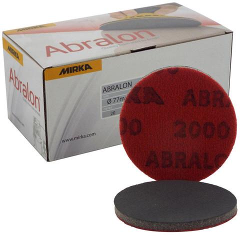 Abralon J5 Шлифовальный диск 150мм P2000