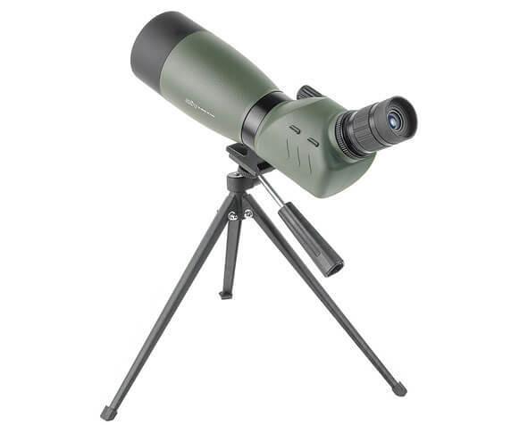 Подзорная труба с переменным увеличением Вебер 20-60x60 GR Zoom