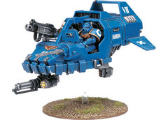 Space Marine Land Speeder