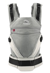 Слинг-рюкзак manduca XT grey-white (белый)