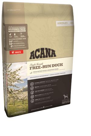 Сухой корм Корм для собак Acana Free-Run Duck с выращенной на воле уткой Free-Run_Duck_new.png