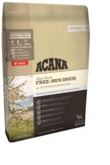 Корм для собак Acana Free-Run Duck с выращенной на воле уткой