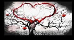 """Постер """"Любовное дерево"""""""