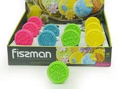 7659 FISSMAN Штамп для печенья 6 см