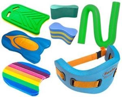 Купити дошки, калабашкі для навчання плаванню, аквапоясу для аквафитнеса та аквааеробіки