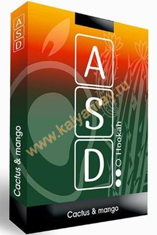 Бестабачная смесь ASD Hookah - Кактус и Манго