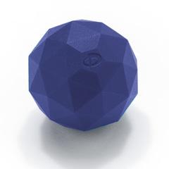 Массажер для тела PHITEN METAX BALL MASSAGER (2 шт) (синий)