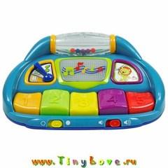 Музыкальная развивающая игрушка «Пианино» (Bright Starts, 8919)