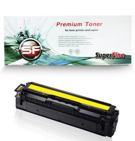 Картридж SuperFine SF-CLT-Y504S