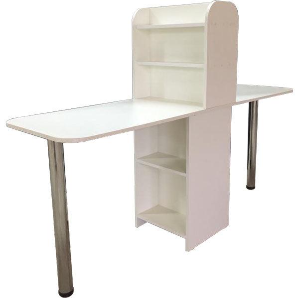 Маникюрный стол Комфорт №6 двойной фото