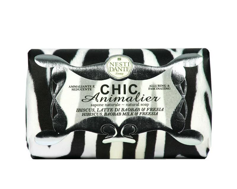 CHIC ANIMALIER Мыло White Tiger / Белое мыло 250 гр