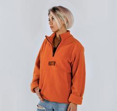 Fleece Tangerine