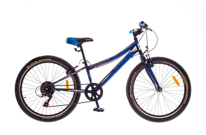 Горный универсальный подростковый велосипед Formula Compass 2016 (Формула Компас) - синий