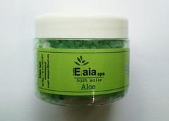 Соль для ванны с алоэ ElaiaSpa 130 гр
