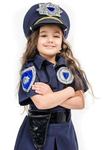 Костюм Полицейский для девочки 3