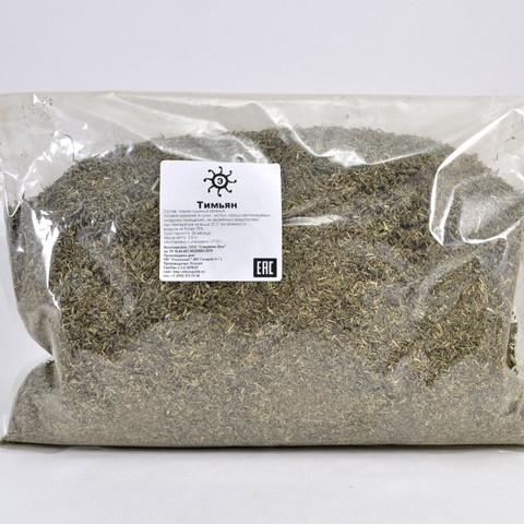 Тимьян сушеный резаный, 500г