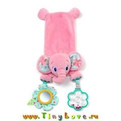 Развивающая мягкая игрушка