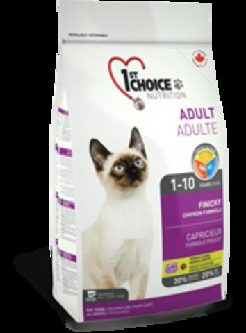 Finicky - для взрослых привередливых кошек
