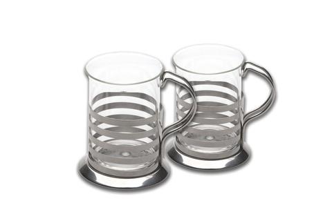 Набор для чая\кофе - 2 пр. 0,2 L