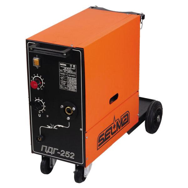 ПДГ-252 (250А, ПН -40%,3х380)  Полуавтомат сварочный, без горелки