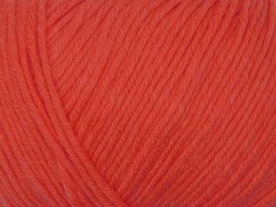 Пряжа Gazzal Baby Cotton 3459 оранжевый неон