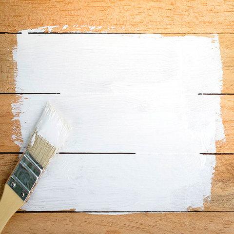 Краска Acrylic Paint белый 220 гр