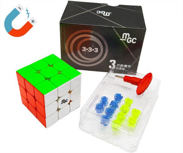 Кубик YJ MoYu MGC V2 Magnetic 3x3