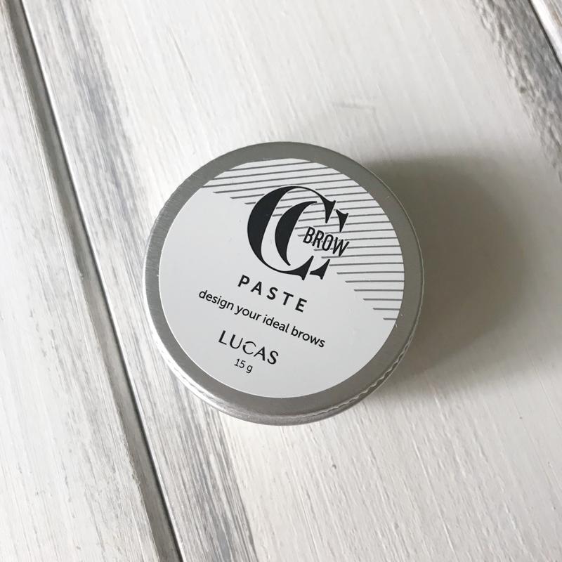 Паста для бровей CC Brow Paste 15гр