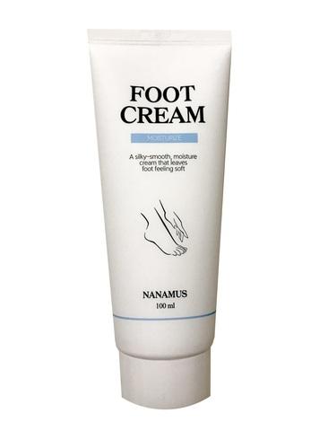 Nanamus - Крем для ног, 100 мл